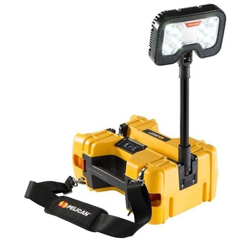 Pelican 9480 Remote Area Lighting System - Yellow 094800-0000-245