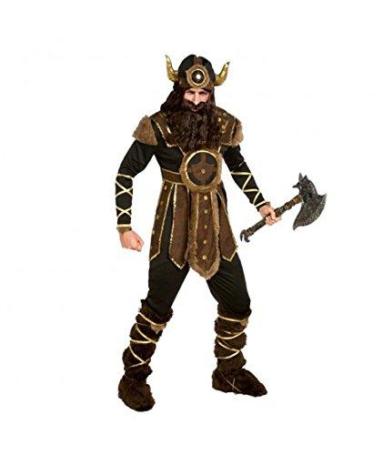 9d1163c5526ec Disfraz Vikingo hombre adulto para Carnaval (S)  Amazon.es  Juguetes ...