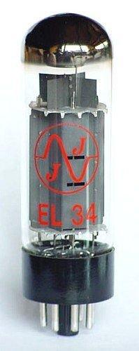 Accessoires amplis et effets JJ EL34 - UNITE Lampes d amplis