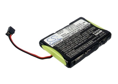 Replacement Battery Part No.NS3109 for BTI Diverse 3010 Micro,On Air 1000 Exec,On Air 1100 Exec,Cordless Phone ()