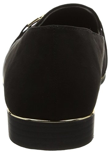 Black Donna Ballerine Wide Look Jolene New Foot Black HwqzAY4x