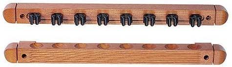 8 montado en la pared romana de dos piezas billar taco de billar ...