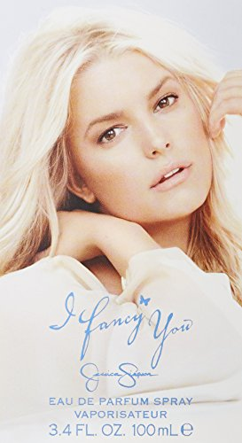 Jessica Simpson I Fancy You Women Eau De Parfum Spray, 3.4 Ounce