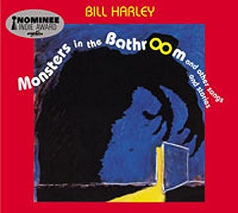 monsters in the bathroom LP (Scary Monsters Vinyl)