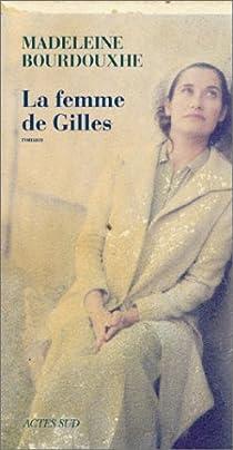 La femme de Gilles par Bourdouxhe