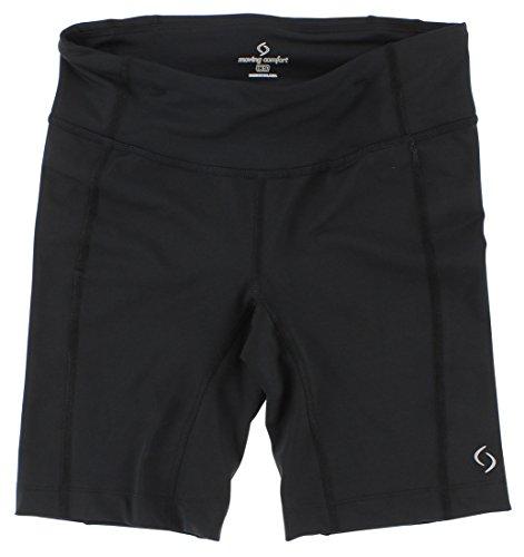 Moving Comfort Endurance 7.5 Inch Short, Black, 1XLarge