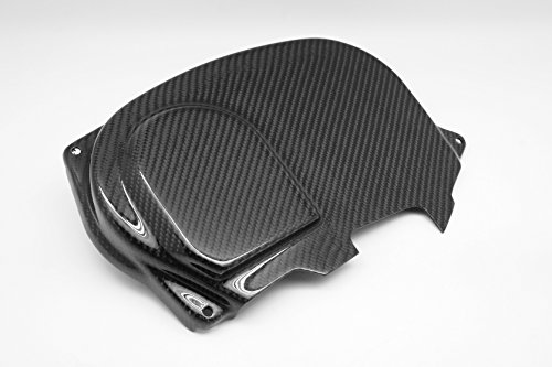 Autobahn88 Carbon Fiber Cam Pulley Cover, for Mitsubishi Lancer Evolution EVO 9 IX CT9A ()
