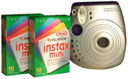 Fuji Instax Mini 20 Kit: Amazon.es: Electrónica