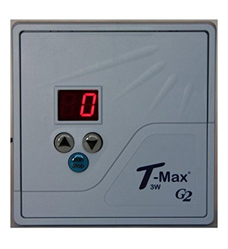 TMax 3W G2 (3A) Digital Tanning Bed Timer - 30 Min Timer - Wireless ()