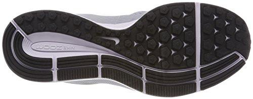Nike Mænd Luft Zoom Pegasus 34 Tb Løbesko Grå (platinepur / Noir / Blanc) hhuENIB