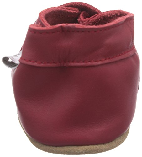 Bobux 460630 Unisex Baby Lauflernschuhe Rot (Red)