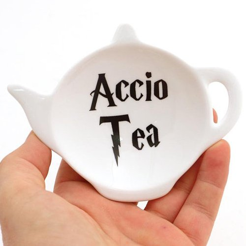 Harry Potter - Accio Tea Bag Holder