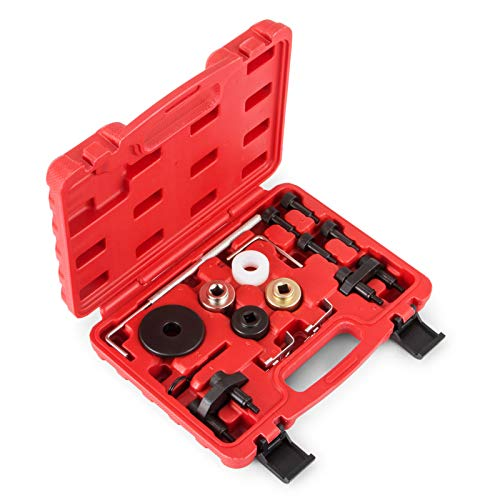 (Mophorn Turbo Timing Locking Tool Kit Fit for 2008-2013 Audi VW 2.0 Turbo Timing Locking Tool Kit Camshaft Alignment Seat 2.0 Turbo Timing Locking Tool Set)