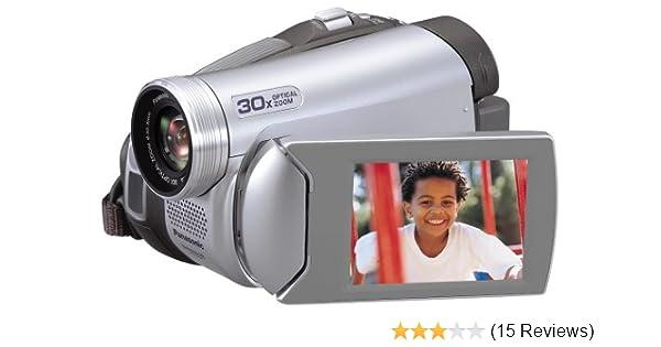 Amazon com : Panasonic PV-GS29 MiniDV Camcorder with 30x