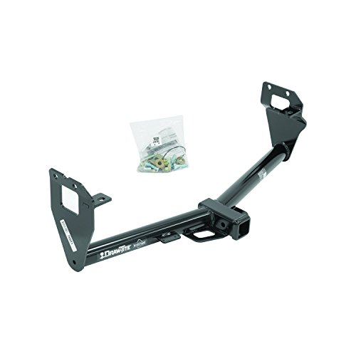 Draw Tite Jeep Hitch - Draw-Tite 76021 Class III Round Tube Max-Frame Receiver (with 2