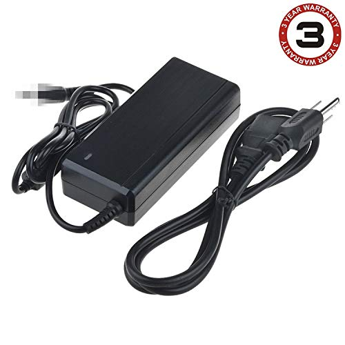 SLLEA 4-Pin AC/DC Adapter for NUMARK HDMIX HD Mix PRO DJ CD Mixer/System Power Supply (w/one 12V O/P & 4Pin Connector. NOT Two 12V and 5V O/P & 4 Hole. NOT +12V/-12V Output) (Hdmix Dj System)