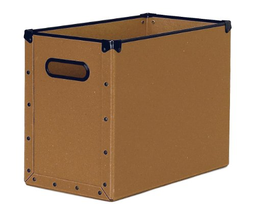 cargo Naturals Desktop File, Nutmeg, 9-1/2 by 7 by 12-1/2-Inch