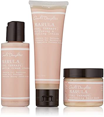 Carol's Daughter Marula Curl Therapy 3-Piece Starter Kit