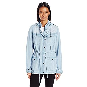 Angie Women's Vintage Wash Light Jacket