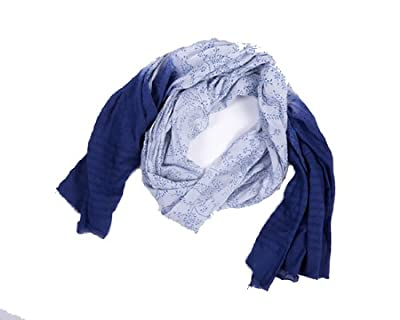 Fair Trade Dip-Dye Scarf - Three Color Choices