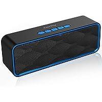 ZoeeTree S1 Wireless Bluetooth Speaker, Outdoor Portable...