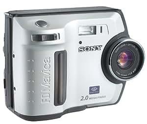 Sony MVCFD200 FD Mavica 2MP Digital Still Camera w/ 3x Optical Zoom