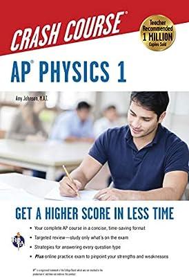 AP® Physics 1 Crash Course Book + Online (Advanced Placement