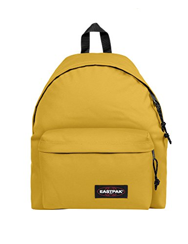 Eastpak Unisex Padded Pak'r Yellow Backpack Polyamide by Eastpak