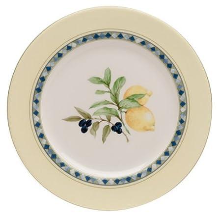 Royal Doulton Carmina 11-Inch Dinner Plate Lemon  sc 1 st  Amazon UK & Royal Doulton Carmina 11-Inch Dinner Plate Lemon: Amazon.co.uk ...