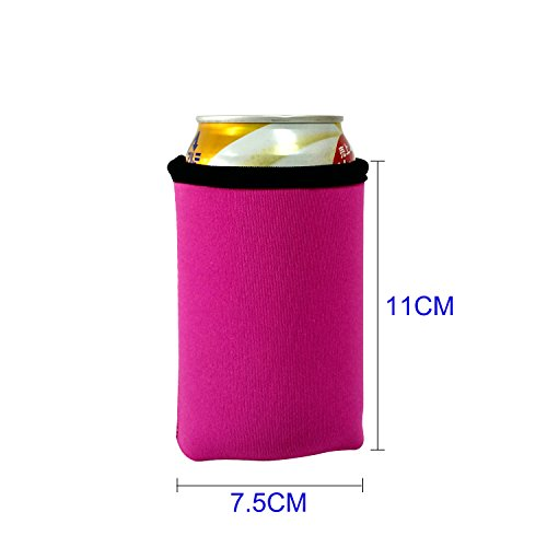 Amerzam-Beer-Bottle-Coolies-Extra-Thick-Neoprene-Zipper-Beer-Bottle-Cooler-Sleeve