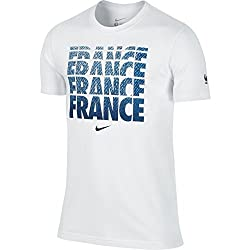 Nike France Core Type Tee [White] (S)