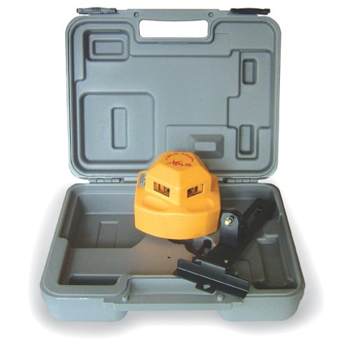 PLS Laser PLS-60526 PLS360 360 Degree Laser Level Tool, Yellow by Pacific Laser Systems (Image #1)