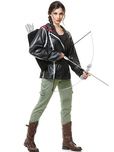 Archer Jacket Costume - Small - Dress Size 5-7 (The Hunger Games Costumes)