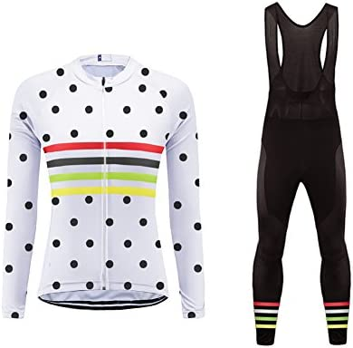 Uglyfrog Bike Wear Maillot de Ciclismo/Mujer Mangas Largas Bodies ...