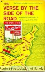 The Verse by the Side of the Road: The Story of the Burma-Shave Signs and Jingle (Shave Viking)