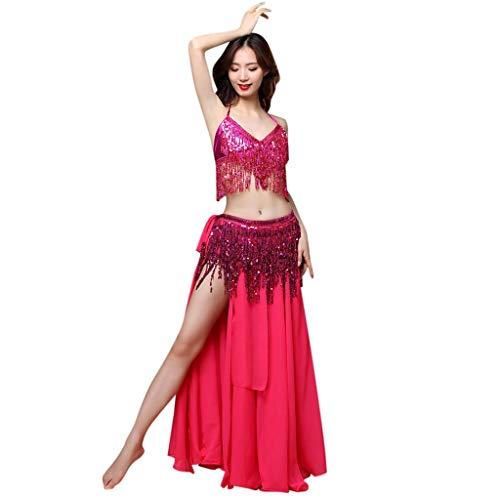 Women Belly Dance Costume Belt Skirt Hip Wrap