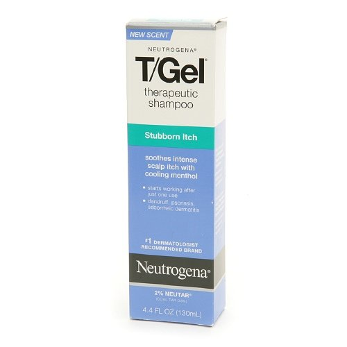 Neutrogena T-Gel Shampooing,