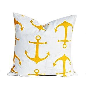 417EbSNdRSL._SS300_ 100+ Nautical Pillows & Nautical Pillow Covers