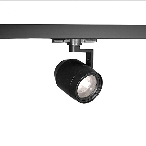 WAC Lighting WHK-LED522F-930-WT 23W LED Paloma Track Head for 277V W Track, Flood, 3000K, 90 Circuit