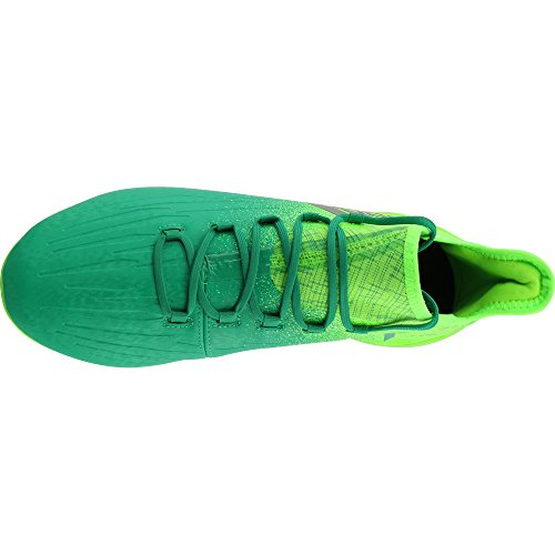 Adidas X 16.1 Impresa Tacchetti Da Calcio Di Terra Verde