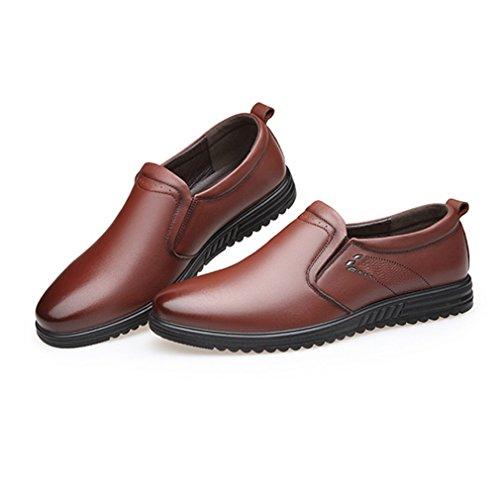 Hombre Zapatos Zapatos marrón Hombre Feidaeu marrón Feidaeu xwqB8ZT0