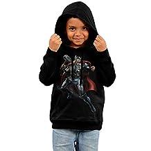 Toddler American Popular Super Hero Thor Hooded Sweatshirt