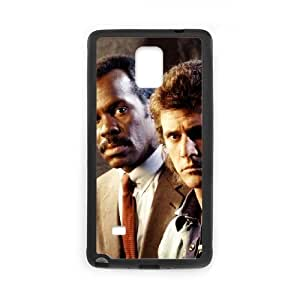 Lethal Weapon Samsung Galaxy Note 4 Cell Phone Case Black HJZ