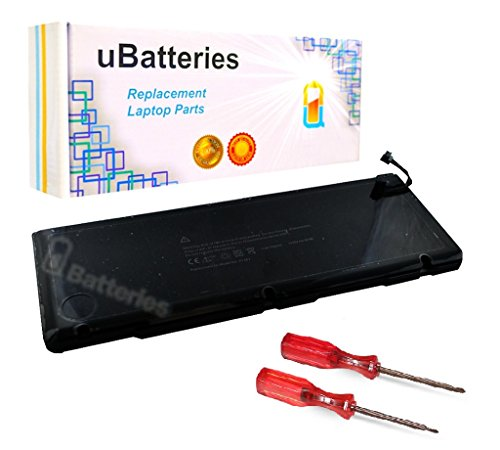 Parts 17 Macbook Pro - UBatteries Compatible 95Whr Laptop Battery Replacement For Apple MacBook Pro Unibody 17