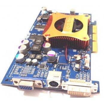 ASUS V9570/TD GeForce FX 5700 GDDR - Tarjeta gráfica ...