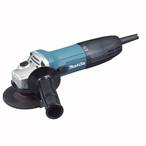 Makita GA4530X 4-1/2-Inch Angle Grinder with Grinding Wheels (Lightweight Corded Drill)