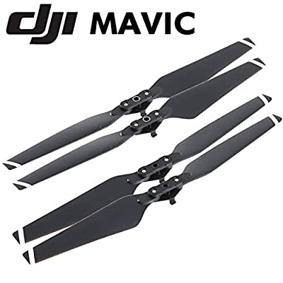 DJI 8330 CP.PT.000578  Quick Release Folding Propellers for DJI Mavic Drone (2 Sets) by Dji