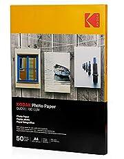 Kodak Photo Paper Gloss Insta Dry, A4, 180 g/m², 50 vel, wit
