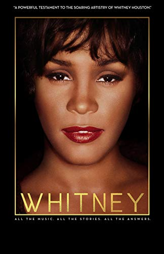(bribase shop Whitney Houston Music Star Poster 36 inch x 24 inch)