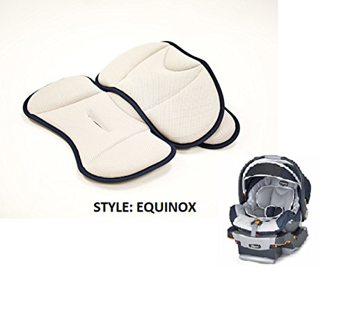 Replacement Infant Head and Body Insert for KeyFit or KeyFit 30 Car Seat – EQUINOX